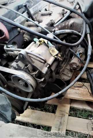 Продам: Двигатель ISUZU 4BE1