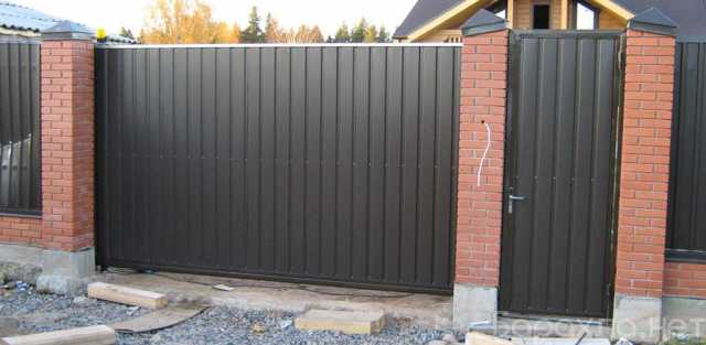 Продам: Ворота металлические